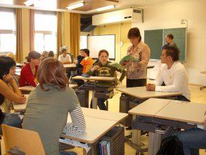 Futureclass Projektklasse HAK Ried im Innkreis 2016