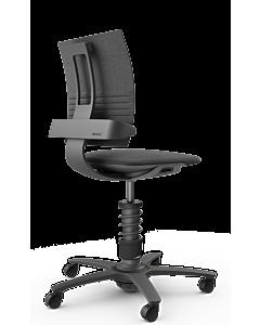 Bürodrehstuhl 3Dee STANDARD von Aeris, Trevira CS grau - NEUE EDITION 2020