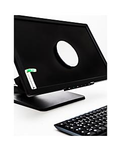 Ergonomie-Tool be:ergo am Desktop