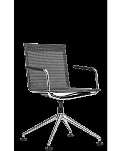 Objektstuhl und Konferenzsessel BLAQ von Braun