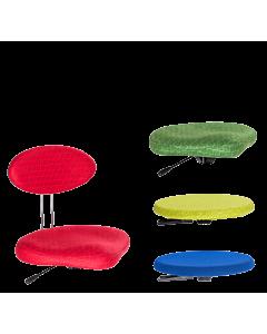 Abnehmbare Sitzüberzüge als Schonbezug oder zum Farbwechsel