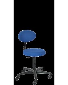 Arbeitsdrehstuhl LeitnerFan 1, blau
