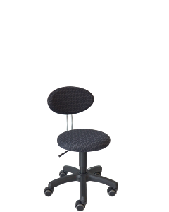 Kinderstuhl LeitnerKid 1, Stoff Pedro Leitner Corporate-Design raven