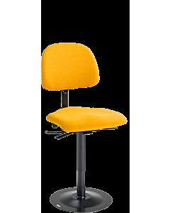 Näherinnenstuhl LeitnerVarioStabil, Kingflex gelb