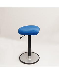 Pendelhocker LeitnerWipp 2 mit Sattelsitz und Sonderstoff violett - 15 % Rabatt