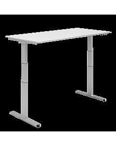 Limit - höhenverstellbarer Schreibtisch, ausgefahren