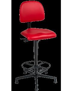 Counterstuhl LeitnerVario 3 (Sitzhöhe 56 - 82 cm) mit XXL-Sitzfläche