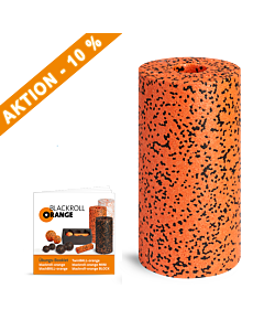 AKTION: Faszienrolle BLACKROLL-ORANGE Pro - 10 % Rabatt