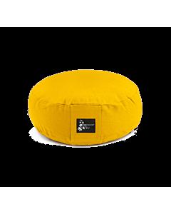Yogakissen/ErzieherInnenkissen von Yogistar, gelb