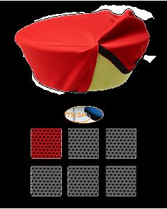 Abnehmbarer Schonbezug/Sitzüberzug für den Aeris Swopper, DUOMESH rot