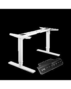 Universal-Tischgestell Premium weiß
