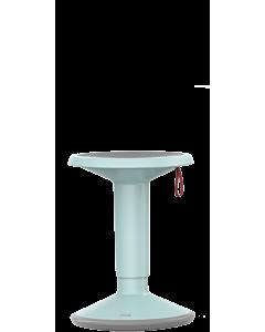 Bewegungshocker UPis1 von Interstuhl, pastelltürkis