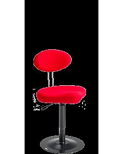 NäherInnenstuhl LeitnerStabil 1, Stoff Kingflex rot