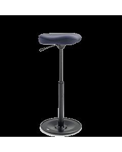 Kontrabasshocker LeitnerWipp 4 (Sitzhöhe 62 - 88 cm) mit Sattelsitz