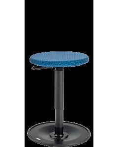 Schülerhocker LeitnerWipp 2 (Sitzhöhe von 44-68 cm) mit Polyurethan-Sitz