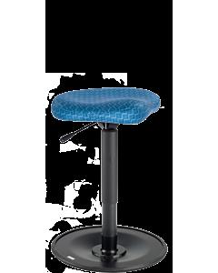 Stehhilfe und Bewegungshocker LeitnerWipp Sattelsitz