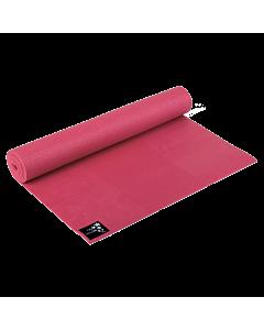 YOGISTAR Yogamatte basic-yoga-power-rot