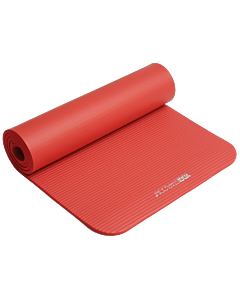 Fitnessmatte gym rot von YOGISTAR