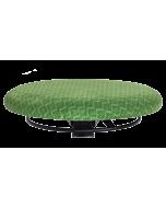 Ringsauslösung zu runder Sitzfläche