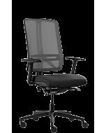 Bürodrehstuhl FLEXI von RIM mit Netzrückenlehne