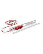 Kabelkanal #1cable-light  für ELIOT Schreibtisch