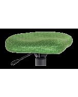 Abnehmbarer und waschbarer Überzug für Sattelsitzfläche S, LeitnerDesign olive