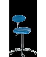 Arbeitsdrehstuhl LeitnerTwist 2 (45 - 65 cm) Sattelsitz