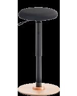 Bewegungshocker, Musikerhocker & Stehhilfe LeitnerWipp 3, Sitzhöhe 55 cm bis 80cm