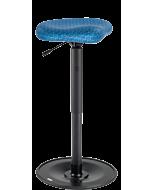 Stehhilfe und Bewegungshocker LeitnerWipp 3 (Sitzhöhe von 51 - 82 cm) Sattelsitz