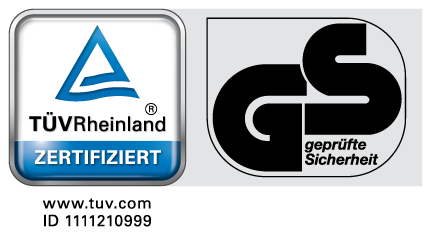 TÜV-Zertifikat LeitnerTwist KIGA