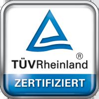 TÜV-Zertifikate für LEITNER Produkte